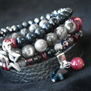 NEW New versatile shell beads for winter and spring
