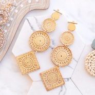 NEW NEW IN: Crochet pendants!