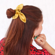 NEW New scrunchies with bows!