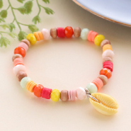 Inspirational Sets All your favourite colours! Faceted beads bracelets