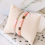 Inspirational Sets DIY: rings and bracelets with Miyuki beads