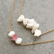 Inspirational Sets Inspire: how to create jewellery with our new shell and chips stone beads?