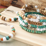 NEW New collection of wooden beads!