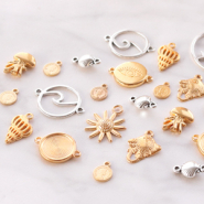 Inspirational Sets Inspiration for trendy jewellery from DQ European metal