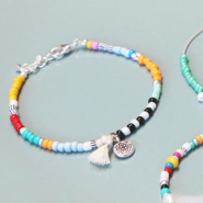 NEW New glass seed beads and Preciosa glass seed beads!