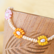 Inspirational Sets Make summer jewellery with glass seed beads and Preciosa glass seed beads