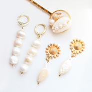 NEW New collection with beautiful freshwater pearls!