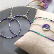 NEW These Miyuki beads delica's are new!