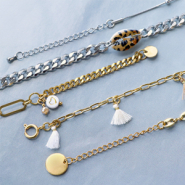 NEW NEW! Stainless steel jewellery findings