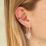 NEW BRAND NEW! Zirconia ear cuffs
