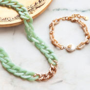NEW New trend items: Acrylic Chains