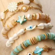NEW New collection shell beads