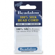 Beadalon stringing wire (various) Beadalon silk wire