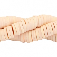 4mm katsuki beads Peachy beige