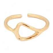 Must-have triangle ring Gold