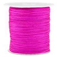 Macramé bead cord 1.0mm Light purple orchid