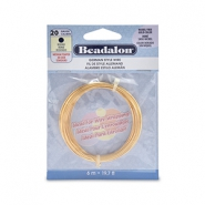 Beadalon stringing wire (various) Beadalon German style wire