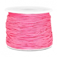 Macramé bead cord 0.7mm Rose peach