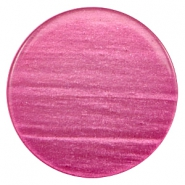 35mm flat cabochon Super Polaris Heather purple