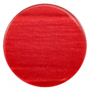 35mm flat cabochon Super Polaris Jester red