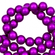 Miracle 3D beads 6mm Purple