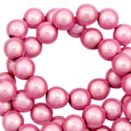 Miracle 3D beads 4mm Pink