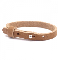 Cuoio bracelet nubuck leather