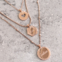 Get inspired: stainless steel changeable necklaces