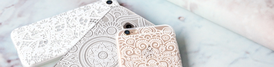 New at Beads Wholesale Online: Trendy phone cases for a nice price!
