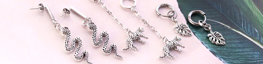 New season trend: new metal charms ★