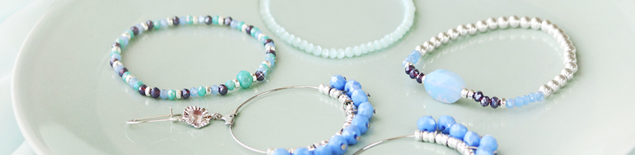 New collection of top faceted beads!